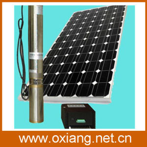 2kw Solar Deep Water Pumping System Maximize Power Use From PV Modules pictures & photos