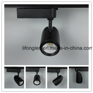 Ce RoHS COB Energy Saving 18W 20W LED Spot Light/Track Light pictures & photos