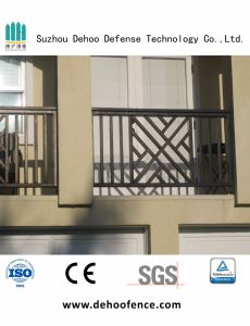Simple Galvanized Steel Balcony Fence for House & Hotel pictures & photos