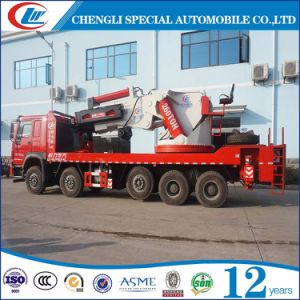 HOWO 6X4 Truck Crane with Crane (CLW1170) pictures & photos