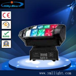 Prolighting 4PCS *10W Mini Beam Moving Head Light pictures & photos