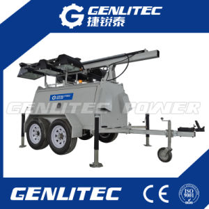 12kw Diesel Generator Lighting Tower for Mine Site pictures & photos