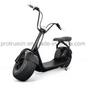 1000W Fat Tire Vespa Electric Scooter pictures & photos