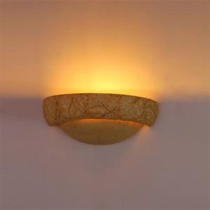 Sixu Retro Style Plaster Wall Lamp Hr-2010 pictures & photos