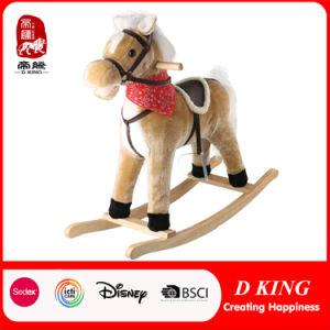 Wooden Rocking Horse Toy Plush Rocking Horse pictures & photos