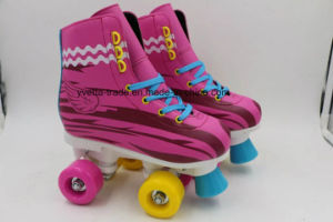 Quad Roller Skate with Hot Sales in South America (YVQ-002) pictures & photos