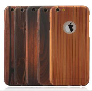 Pattern 360 Degree Full Cover Wooden Phone Case pictures & photos