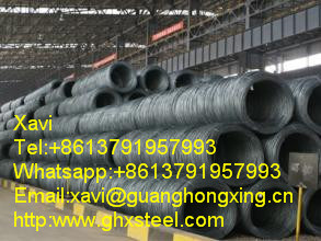 GB08f, SAE1008, Steel Wire Rod, Wire Rod pictures & photos