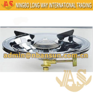 Factory Supply Kitchen Appliance Africa Cast Iron Camping Gas Burner pictures & photos
