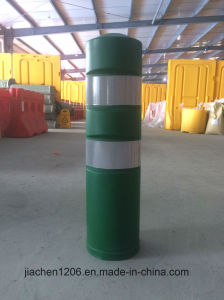 Jiachen 720mm Green EVA Warning Bollard pictures & photos