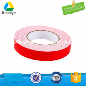 1.5mm Polyethylene PE Foam Double Sided Tape for Decoration (BY1515) pictures & photos