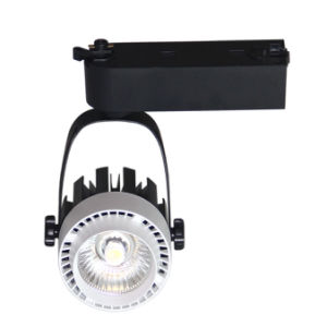 Newest Type LED Track Light with COB LEDs and Ce Approval pictures & photos