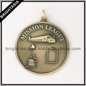 Professional Custom Souvenir Medal (BYH-101191) pictures & photos