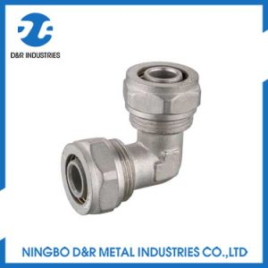 Dr Brass Nickel Plated Union Fitting pictures & photos