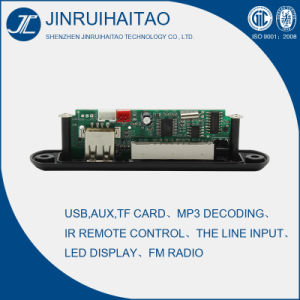 Audio FM MP3 Decoder Board (JRHT-102) pictures & photos
