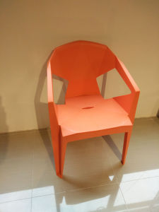 A001 Full Plastic Chair for Indoor and Outdoor Use A001 pictures & photos