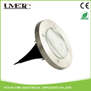 Stainless Steel Outdoor Solar Garden Path Lawn Landscape Light pictures & photos