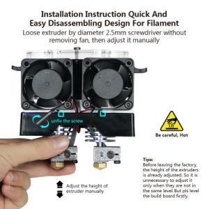 Ecubmaker 3D Sublimation Printer with Ce FCC RoHS pictures & photos