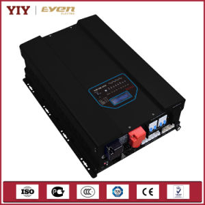 1-12kw Pure Sine Wave Inverter with MPPT Solar Charge Controller pictures & photos