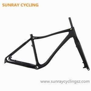 Carbon Fiber MTB Frame Carbon Fat Bicycle Frame pictures & photos