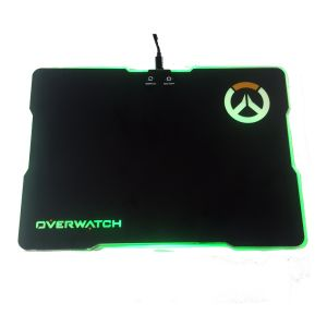 Game Mouse Pad with 7 Colors LED Light pictures & photos