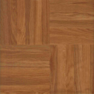Wood Pattern Self Stick PVC Vinly Floor Tiles pictures & photos