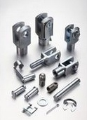 Carbon Steel Clevis with Lockable Pin, Washer and Bolt pictures & photos