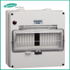 IP66 Waterproof Electrical Junction Box PVC for Circuit Breaker Box Waterproof Box pictures & photos