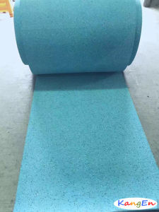 Non-Toxic and Tasteless of Rubber Floor pictures & photos