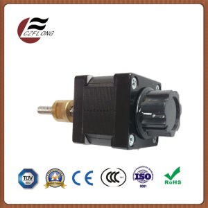 Stable Durable 35mm Hybrid Stepper Motor for CNC with TUV pictures & photos