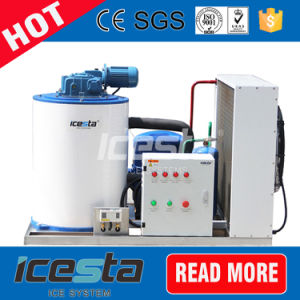 Salt Water Ice Making Machine with Capacity 5tons Per Day pictures & photos