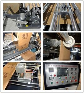 nonwoven Fabrics Box Bag Making Machine pictures & photos