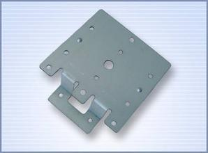 Galvanized Steel Sheet Metal Fabrication Precise Laser Cutting Punching Parts pictures & photos