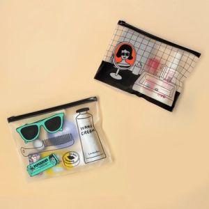Eco-Friendly Colorful Zipper PVC Bags pictures & photos