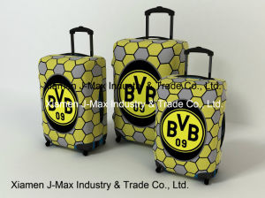 Spandex Travel Luggage Cover Fits 18-32 Inch Luggage, Washable, Comes in Various Printings, High Elastic, , Borussia Dortmund GmbH & Co. Kgaa, Borussia Dortmund pictures & photos