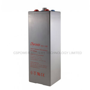 Opzv2-350 Solar Plates Battery 2V Opzv 350 Ah Battery pictures & photos