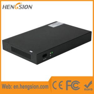 Desk-Top 8 Gigabit Tx Ports Poe (30W) Port Ethernet Switch pictures & photos