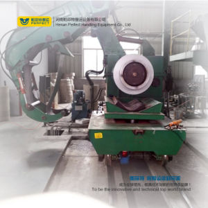 Steel Industry Use Rail Coil Handling Solution Motor Driving pictures & photos