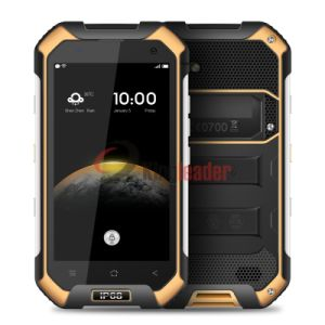 4.7inch 4G Mtk6737tquad-Core Tri-Proof IP68 NFC Android6.0 Smartphone with Ce (KV6000s) pictures & photos