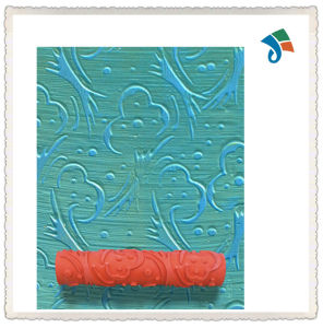 9 Inch Red Color Decorative Art Roller pictures & photos