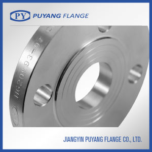 Forged Plate Flange ANSI Stainless Steel (PY0012) pictures & photos
