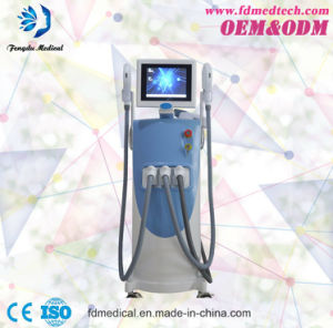 3 in 1 Opt E-Light ND: YAG Laser Beauty Equipment for Permanent Hair Removal and Skin Rejuvenation pictures & photos