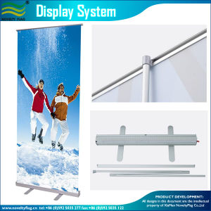 Roll up Banner, PVC Vinyl Displayed Pull up Banner (J-NF22M01105) pictures & photos