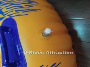"""42""""strong double outside seam 2 person Inflatable Swimming Tube for Water Park pictures & photos"""