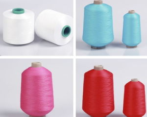 SD Raw Whtie Intermingle DTY Nylon Yarn for Sweaters pictures & photos