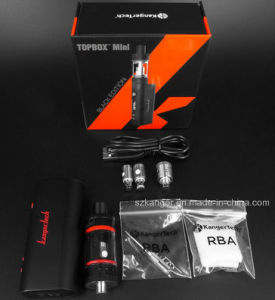 Fast Delivery Newest Arrival Kangertech Topbox Mini Kit 75W Electronic Cigarette pictures & photos