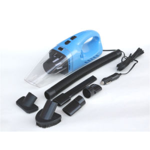 120W Portable Wet and Dry Dual Use Car Vacuum Cleaner pictures & photos