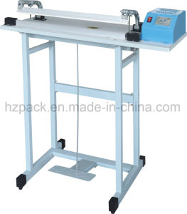 Impulse Pedal Sealer Sealing Packing Machine Sf300-700 pictures & photos