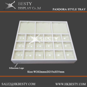 Display Tray for Charms with Bracelet pictures & photos