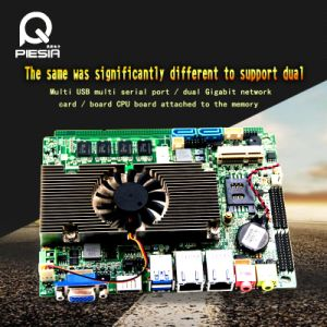 3.5 Inch DC 12V Motherboard Onboard Intel Hm77 pictures & photos